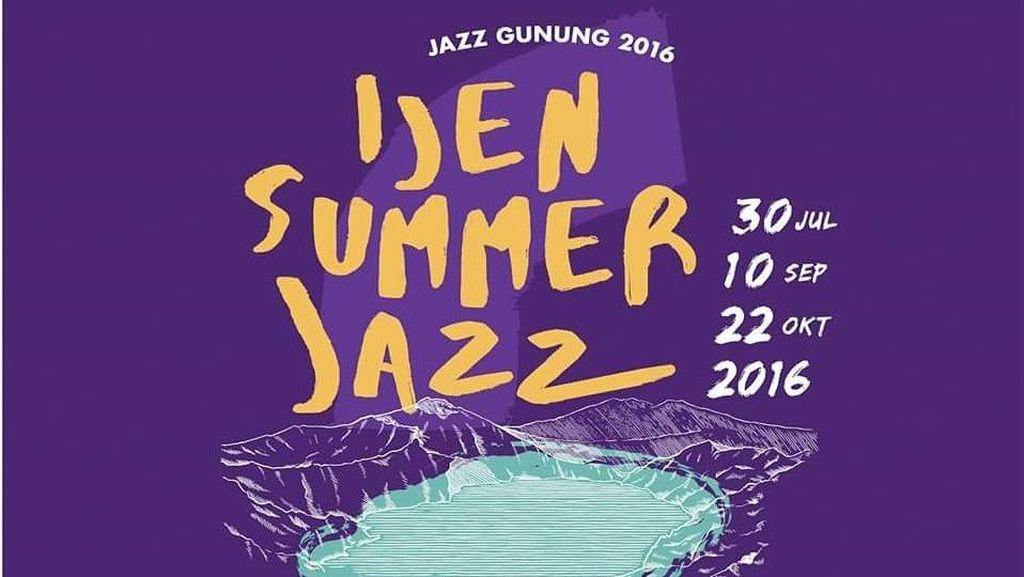 Gema Ijen Summer Jazz Terakhir Tahun Ini, Sajikan Balawan Sampai Shadow Puppets