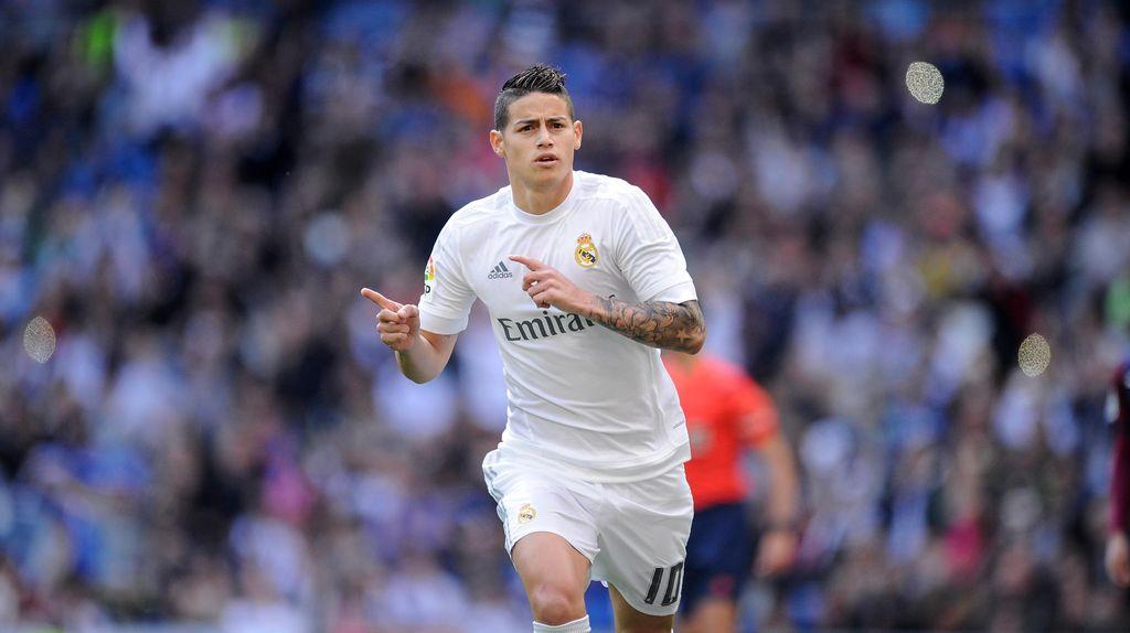Mengaku Ditawar 85 Juta Euro, James Tak Mau Tinggalkan Madrid