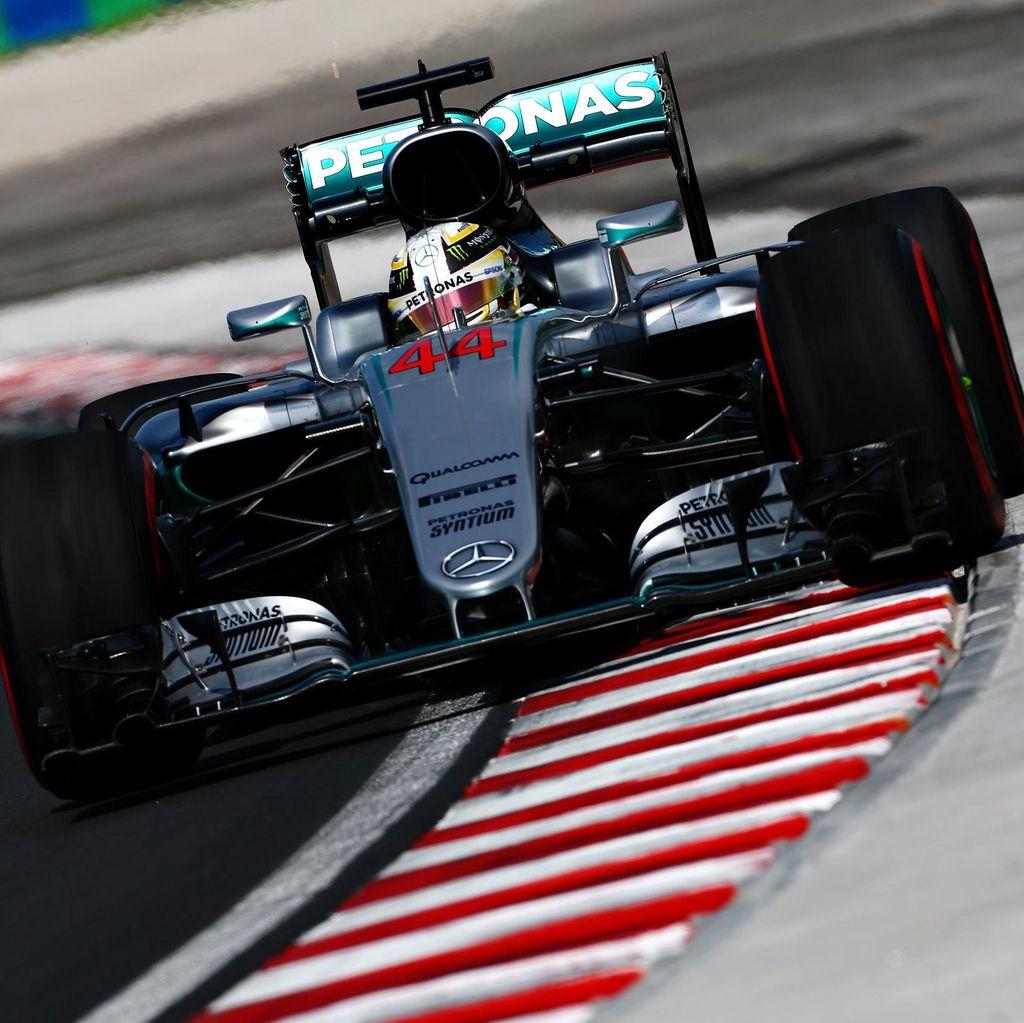 Hamilton Juara di Hungaroring dan Ambil Alih Puncak Klasemen