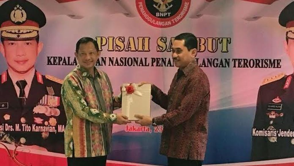 Kapolri: Hadapi Terorisme Perlu Kerjasama Sinergis dengan TNI dan Tokoh Agama