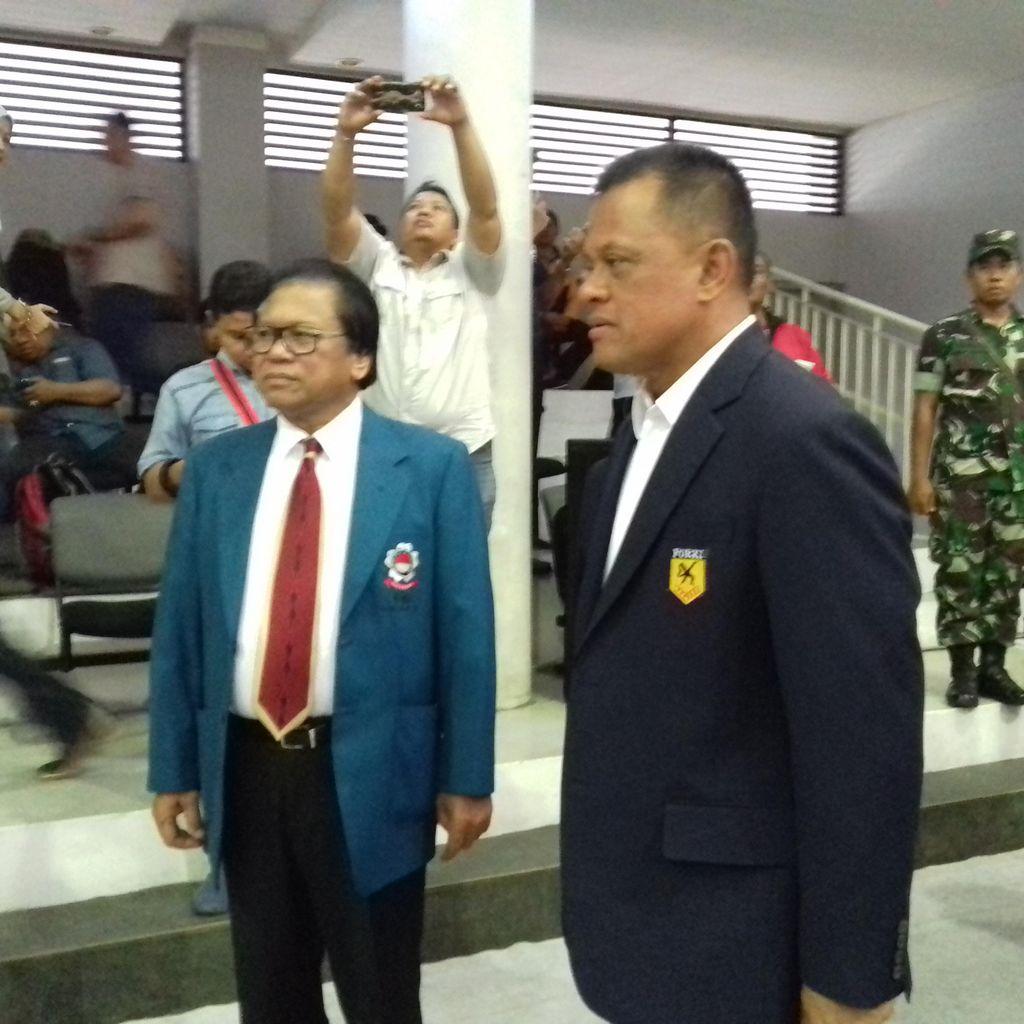 TNI Diusulkan Tindak Terorisme, Panglima: Kami Siap Melaksanakan Undang-undang
