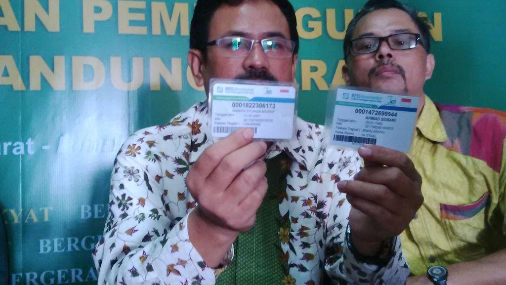 Polres Cimahi Investigasi Penyebaran Kartu BPJS Diduga Palsu