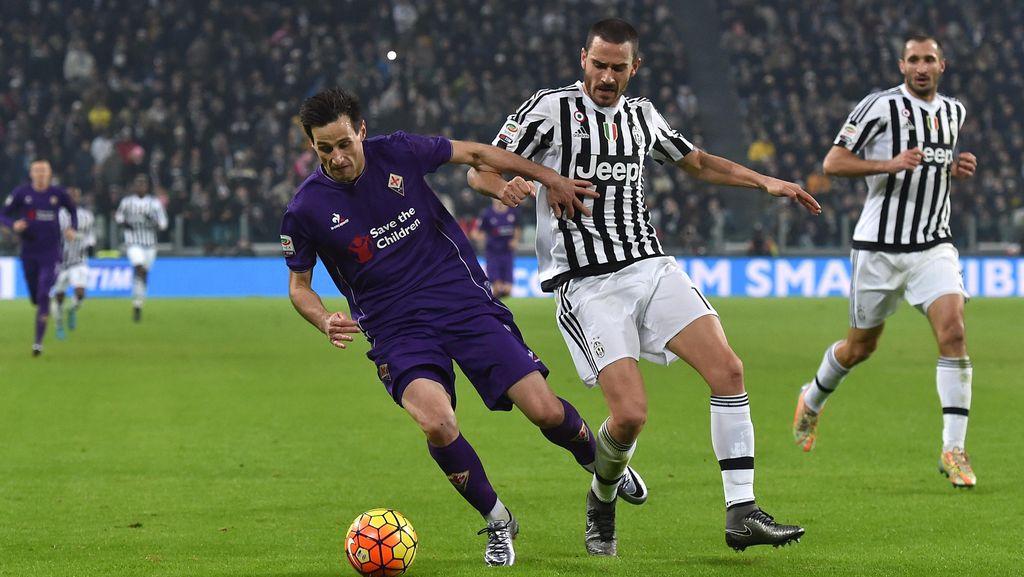 Jadwal Serie A 2016/2017 Diumumkan: Juve vs Fiorentina di Pekan Pertama