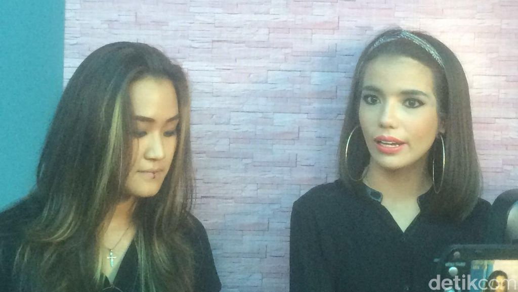 Pengakuan Sheila Marcia dan Melodya Vanesha Soal Hubungannya