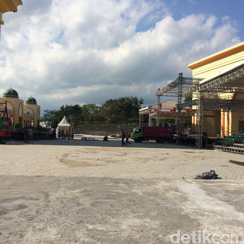 Persiapan MTQ Nasional di Mataram: Lokasi Siap, Skenario Seremoni Dimatangkan