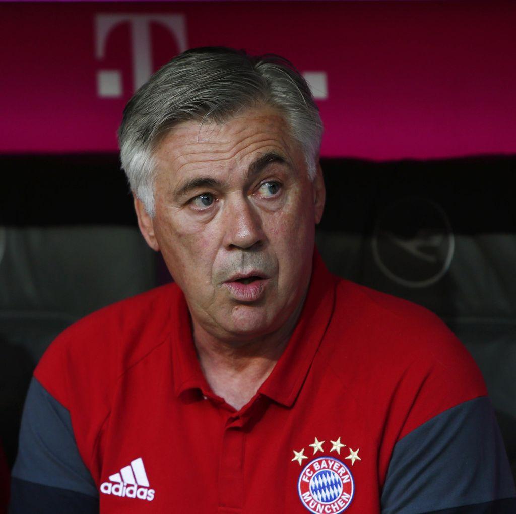 Ancelotti: Tekanan Melatih di Bayern Lebih Kecil daripada Madrid