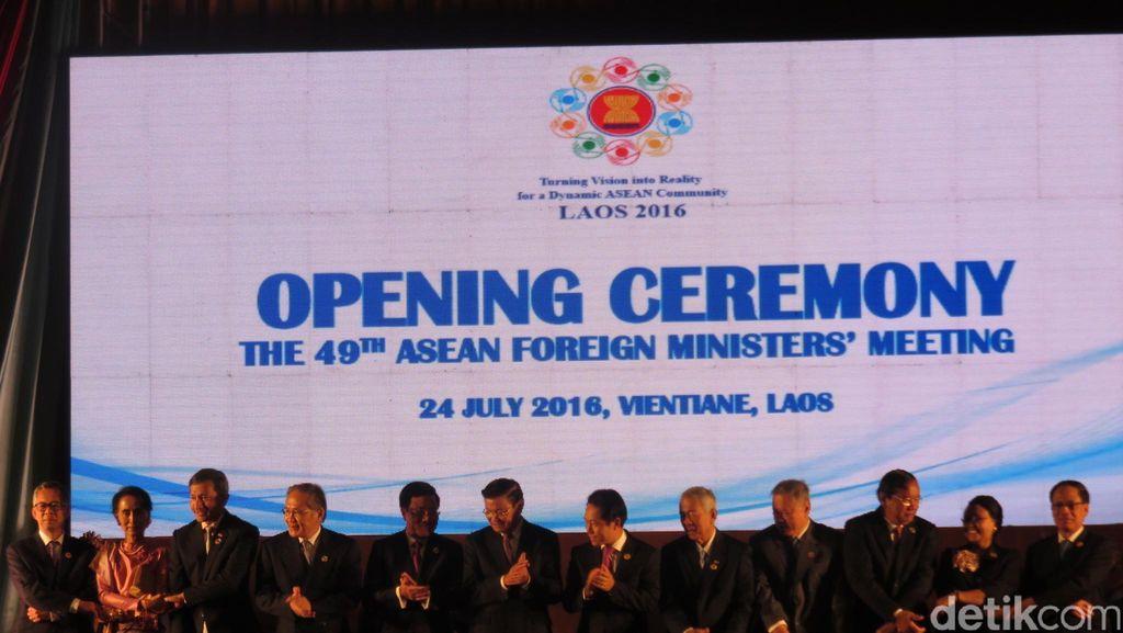 Indonesia Terus Upayakan Kesatuan ASEAN untuk Laut China Selatan