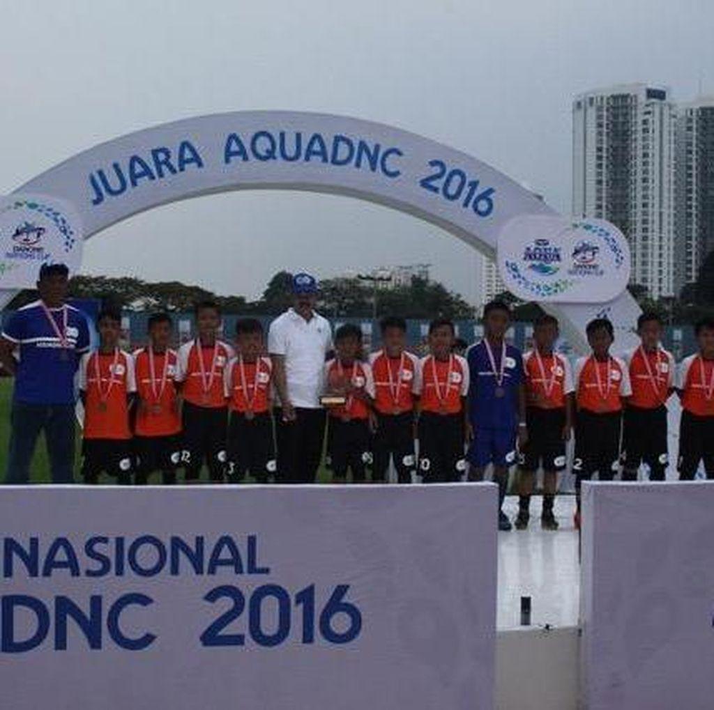 Juara Nasional, SSB Salfas Soccer Academy Rebut Tiket ke Prancis