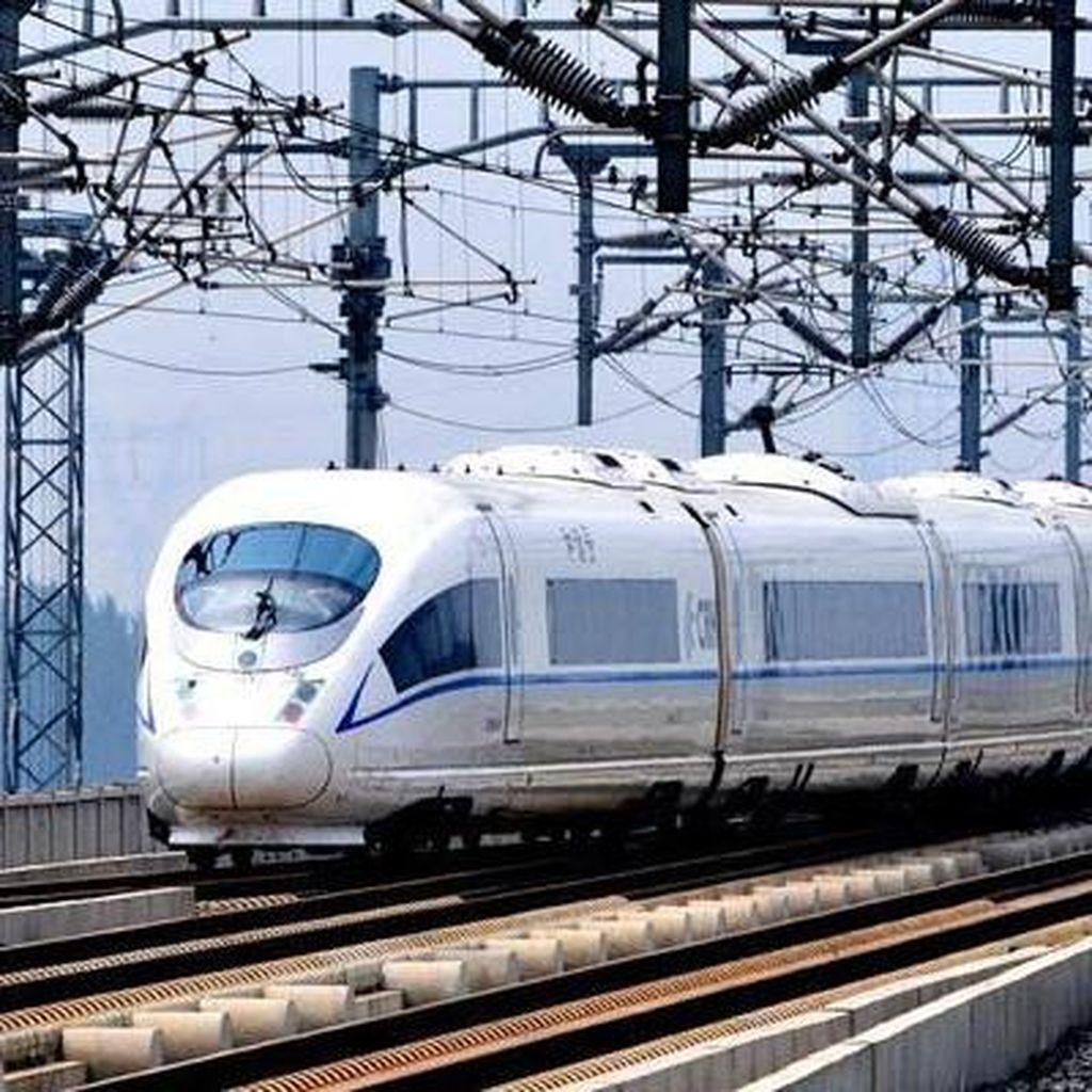 Sampai 2020, China Akan Bangun 30.000 Km Rel Baru