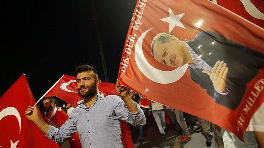 Terlibat Kudeta, 149 Jenderal Turki Dipecat Secara Tak Terhomat