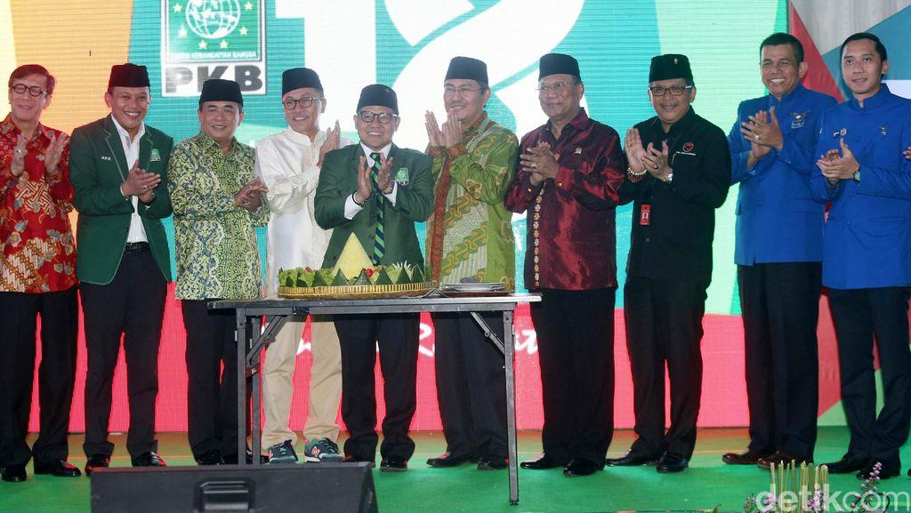 Golkar Gagas Ukhuwah Parpoliyah, PKB: Sulit Jika Konteksnya Koalisi