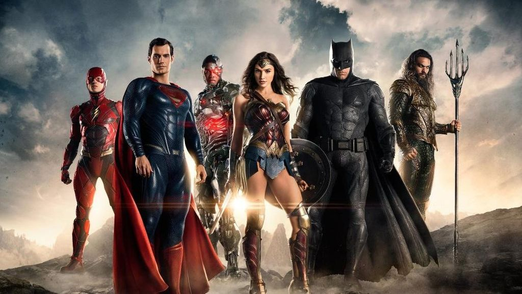 Batman Mencari Para Superhero Lainnya di Trailer Justice League