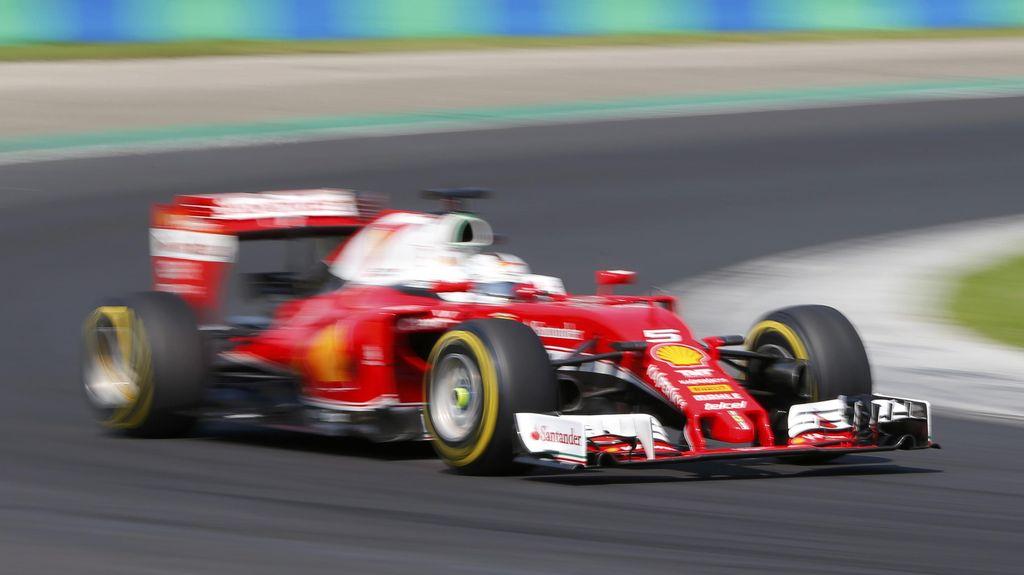 Vettel Sebut Ferrari Kini Sudah Pahami Kelemahan dan Kelebihannya