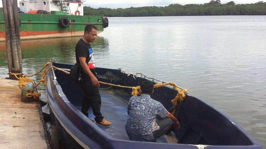 1 Jenazah Korban Kapal Tenggelam di Johor Bahru Dipulangkan ke Medan