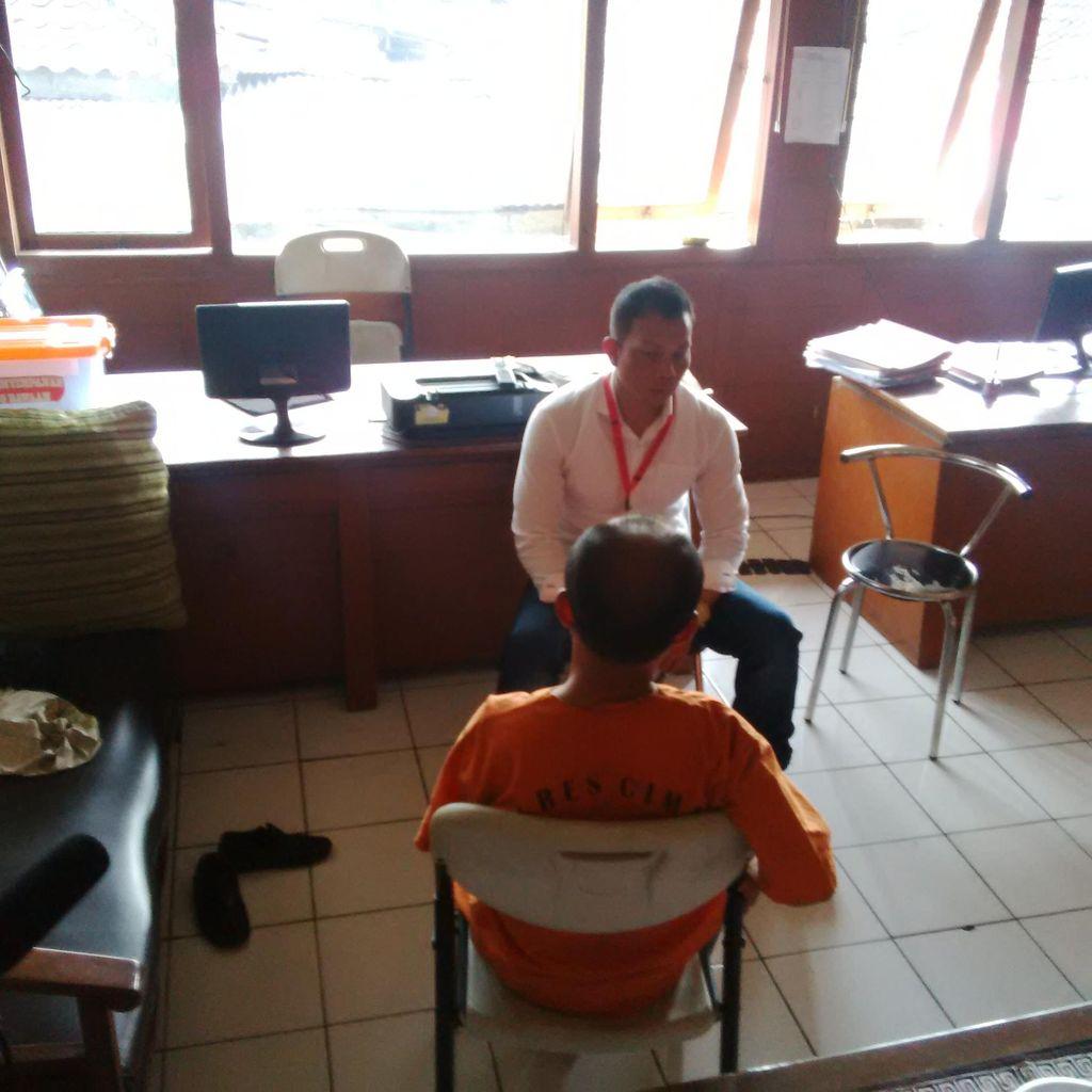 Ini Pengakuan Singkat Pemalsu Kartu BPJS Kesehatan di Bandung Barat