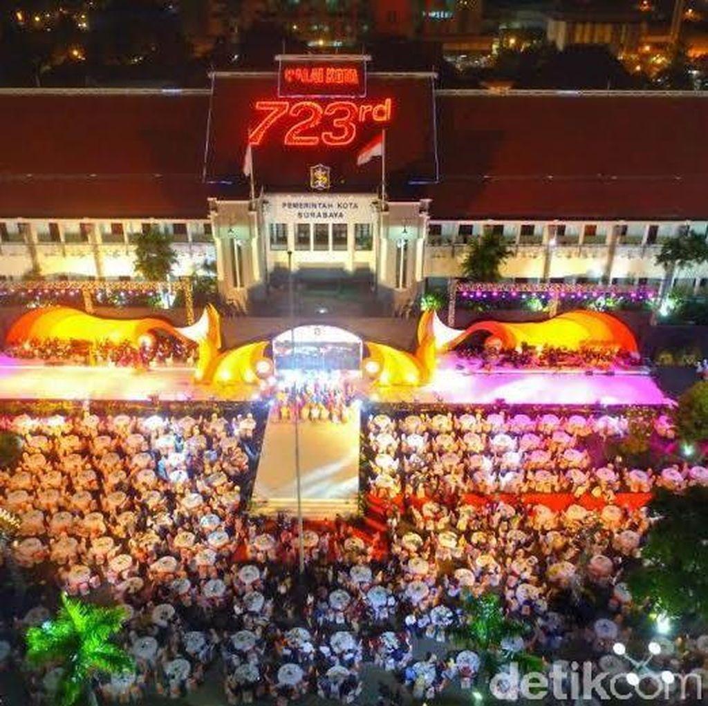 Ketua DPRD Surabaya Acungi Jempol Pelaksanaan Prepcom 3