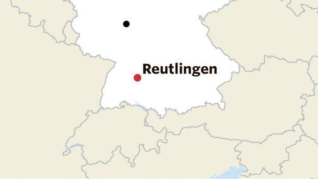 Imigran Asal Suriah di Jerman Serang Wanita dengan Golok, 1 Tewas