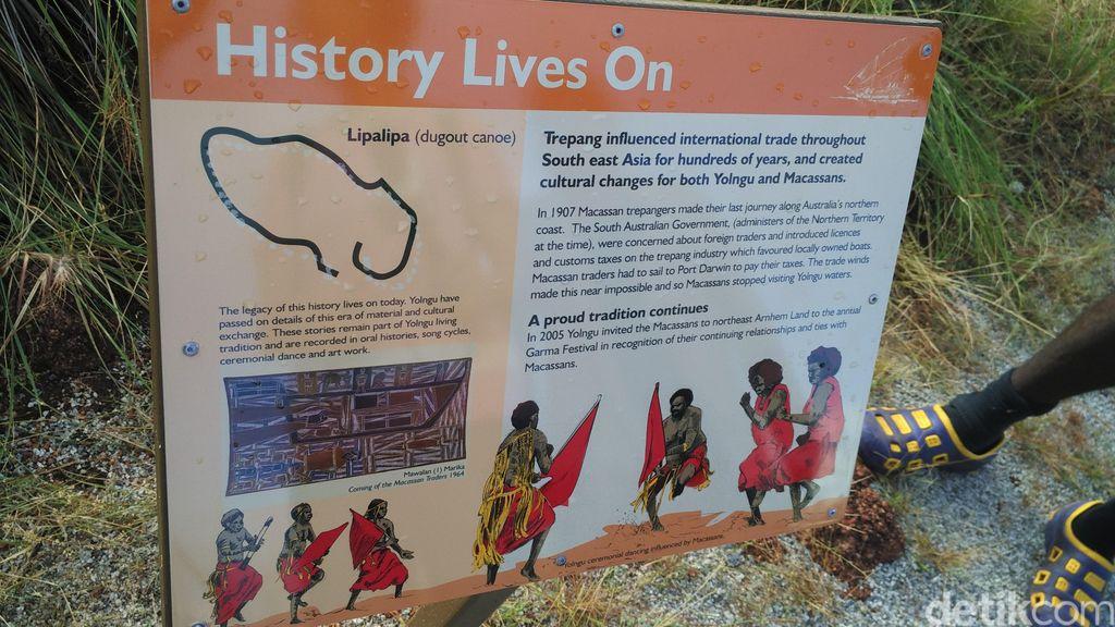 Kenangan tentang Pelaut Makassar di Hati Warga Aborigin Australia