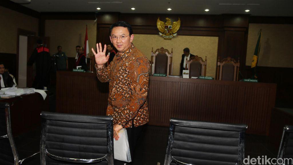 Ditanya Jaksa Soal Bantuan PT APL di Kalijodo, Ini Jawaban Ahok