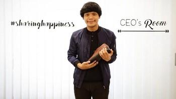 Modal Rp 10 Juta, Pria Ini Sekarang Jadi Eksportir Sepatu