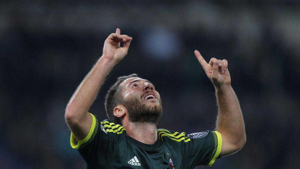 Misi Bertolacci Lebih Sering Cetak Gol untuk Milan