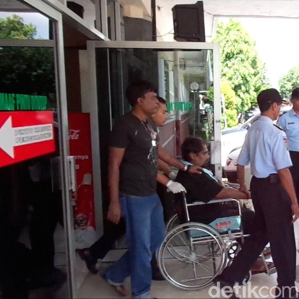 Zulfikar Ali, Terpidana Mati Kasus Narkoba Dijemput dari RSUD Cilacap