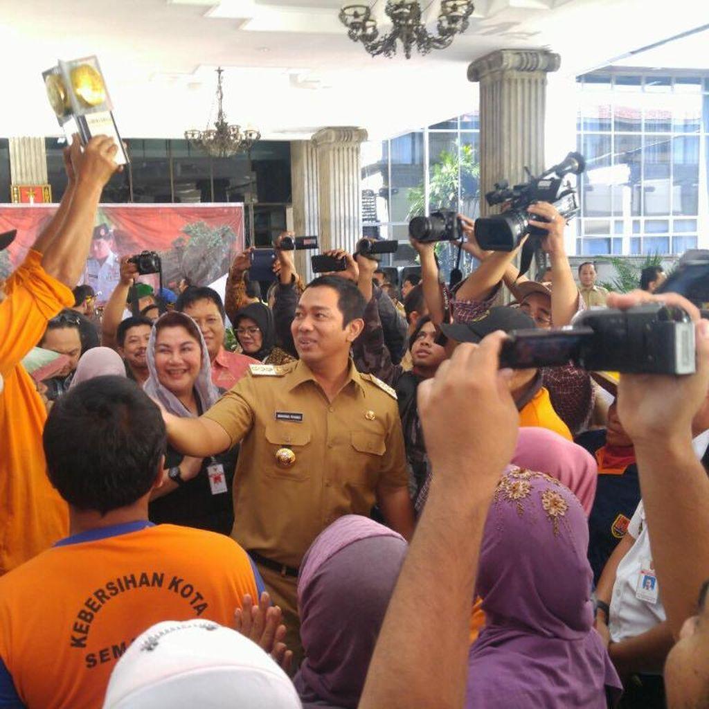 Pahlawan Adipura di Semarang Ternyata Digaji Rendah, Wali Kota Tegur Kontraktor