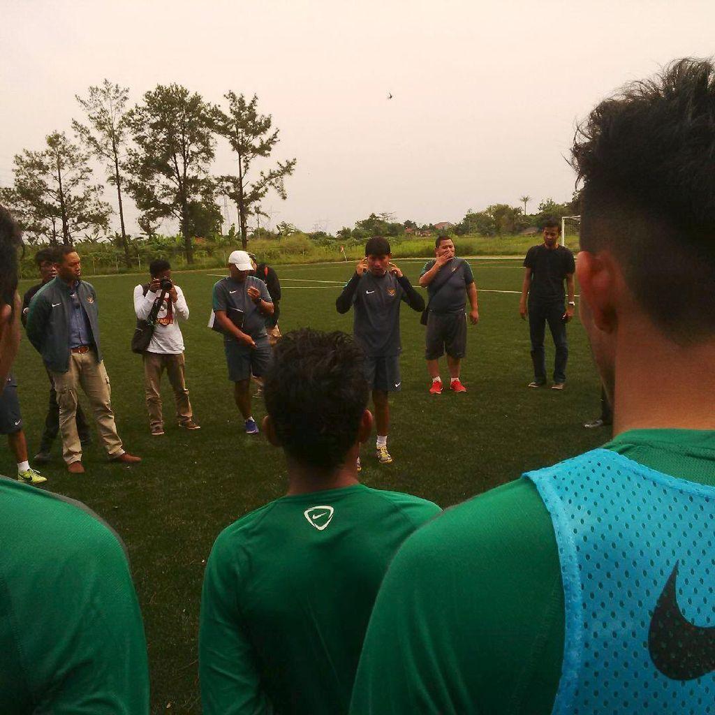 Timnas U-19 Mulai Gelar Latihan untuk Seleksi