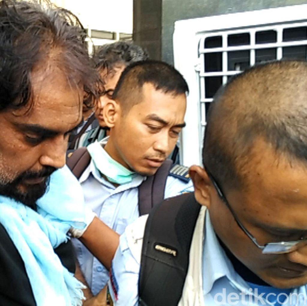 Tangis Zulfiqar Ali saat Dibawa dari RS Cilacap ke LP Batu Jelang Eksekusi Mati