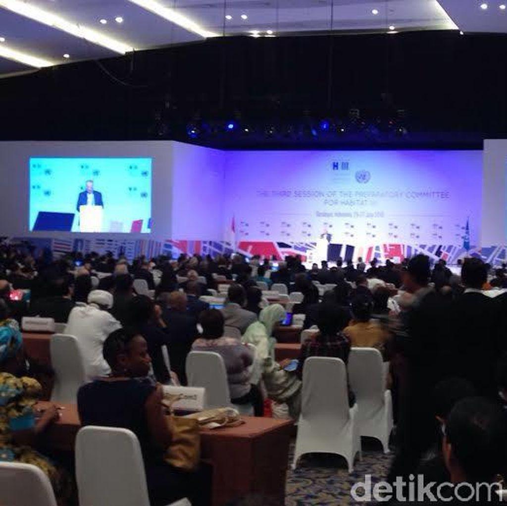 Prepcom 3 Dibuka, Gubernur Soekarwo Harap Delegasi Bisa Nikmati Kuliner Jatim