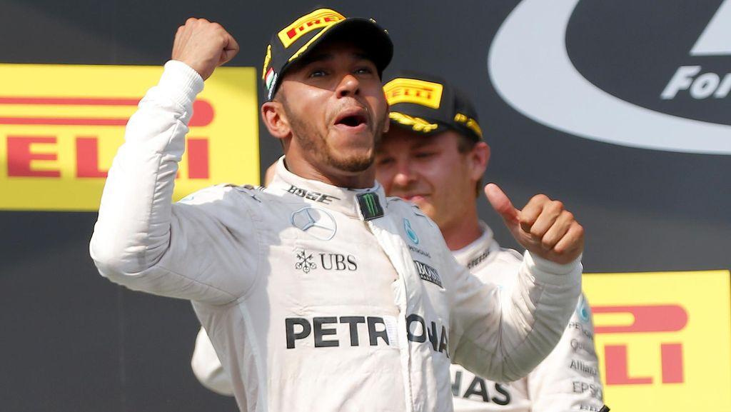 Tekad Menang Hamilton untuk Jaga Momentum dan Juga demi Mercedes