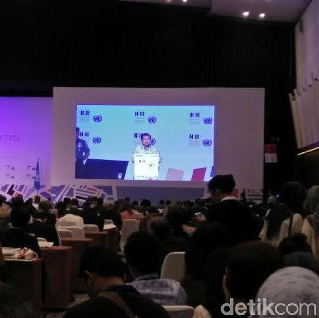 Delegasi Prepcom3 Sepakat Kurangi Temperatur Jadi 25 Derajat Celcius