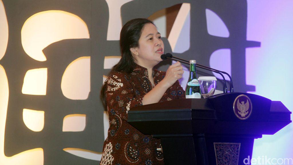 Menteri Standby di Jakarta, Puan Maharani: Reshuffle Itu Wewenang Presiden