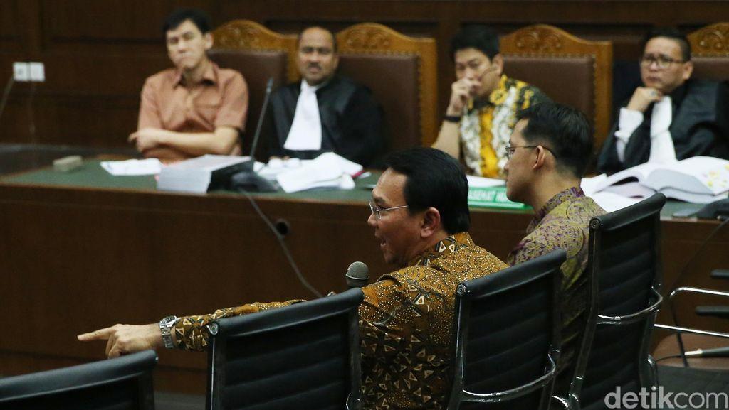 Ahok: Hanya Pasal Kontribusi Tambahan 15% yang Paling Alot Dibahas