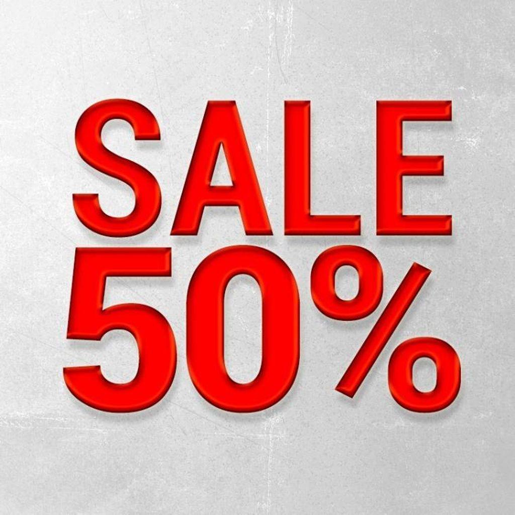 Cashback Hingga 50% Untuk Pembelian Elektronik, Travel, Fashion, Perlengkapan Bayi, dan Kosmetik