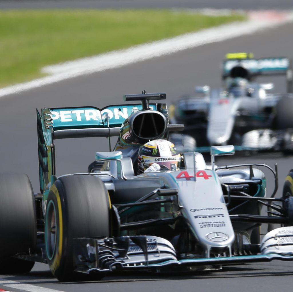 Live Report: Free Practice I GP Belgia