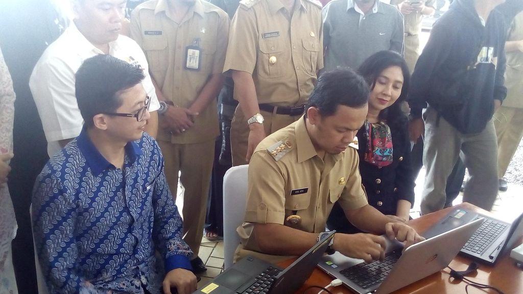 Bima Arya Tantang Ridwan Kamil Jalankan Program Buku untuk Tuna Netra