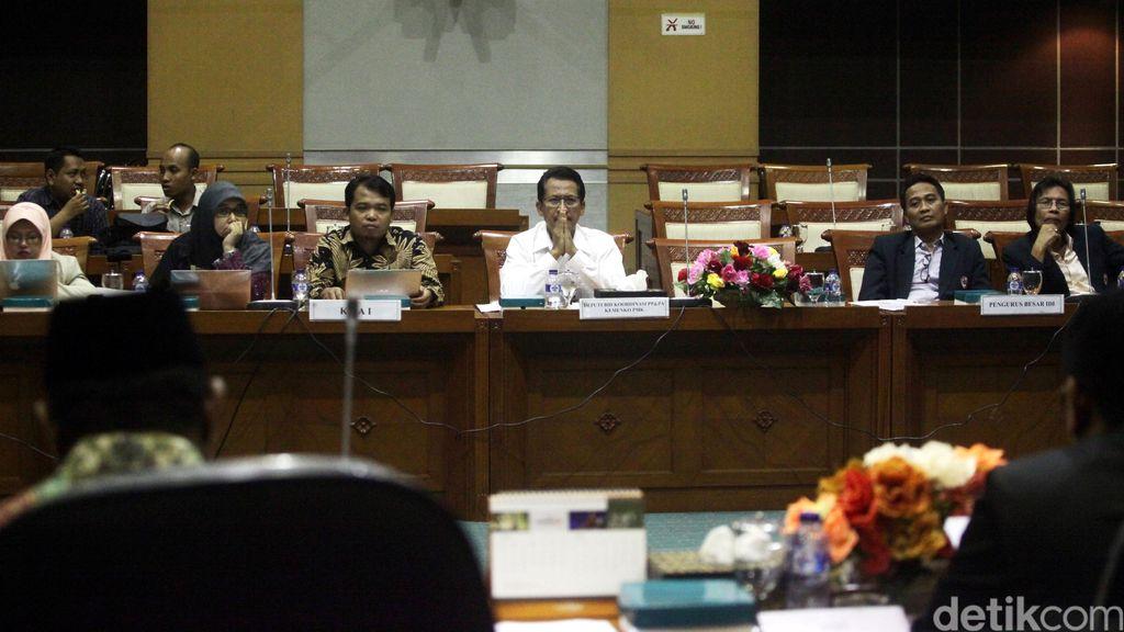 Komisi VIII DPR: Ada Kemungkinan Perppu Kebiri Tak Disahkan Pekan ini