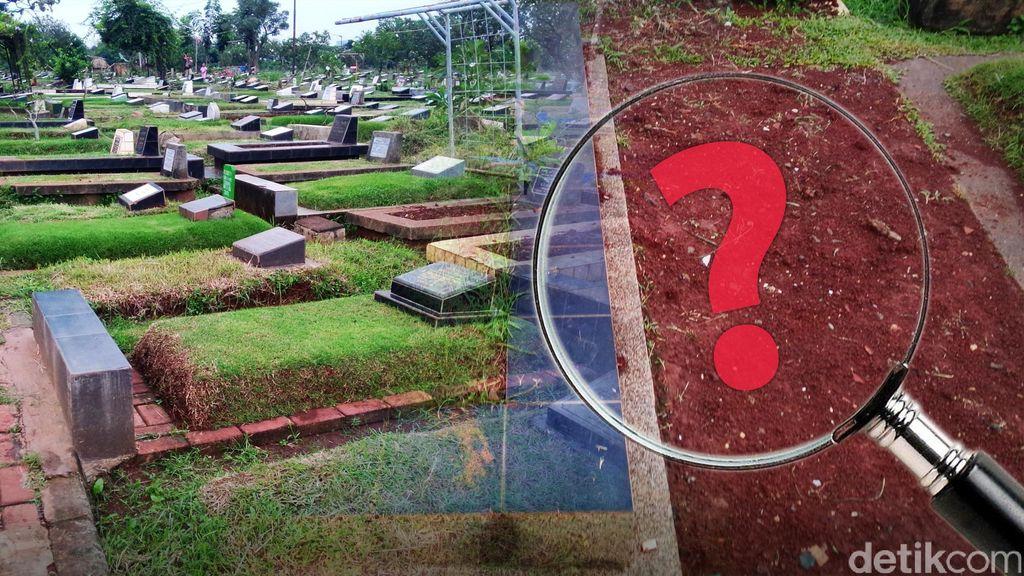 9 Makam Fiktif Kembali Ditemukan, Begini Modus-modusnya