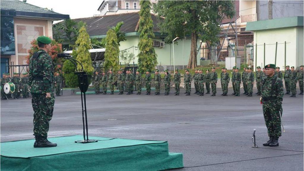 Prajurit TNI Diminta Hilangkan Sikap Arogan