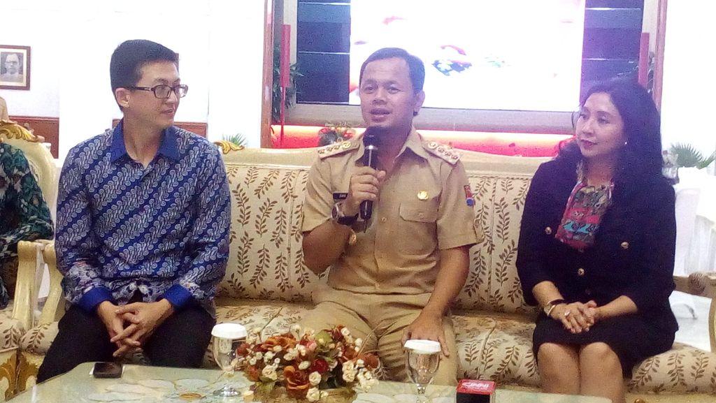 Bogor, Kota Pertama Penerima Tantangan Berbagi Buku untuk Tuna Netra