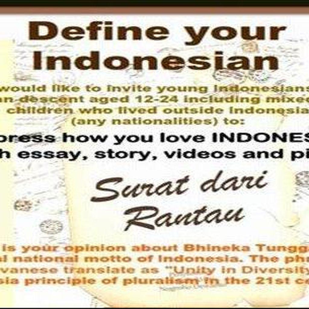 Remaja Indonesia di Luar Negeri Berkolaborasi Menulis Buku