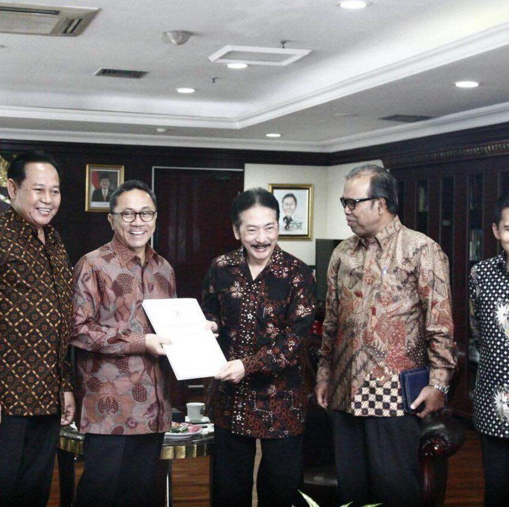 Ketua MPR Berharap Ada Kesepakatan Soal GBHN dalam Ragab 20 Agustus