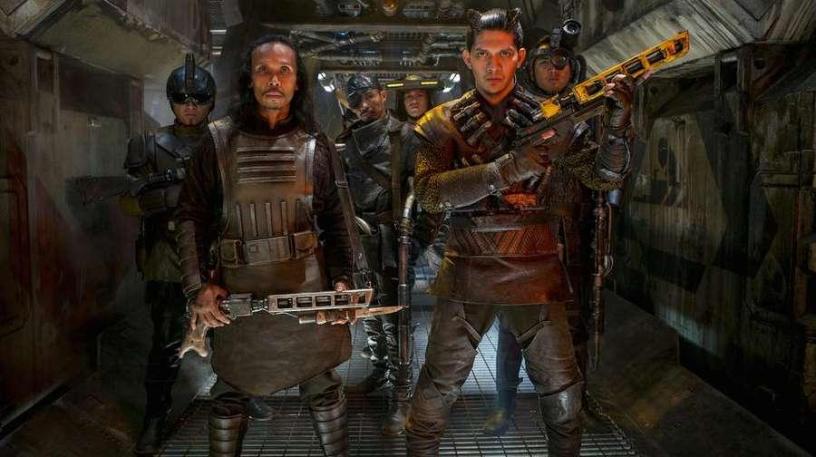 Ini Alasan Iko Uwais Cs Tak Punya Adegan Laga Intens di Star Wars
