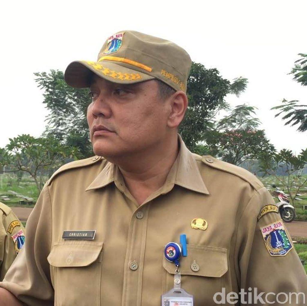 45 Makam Fiktif Ditemukan Petugas di Jakarta Timur
