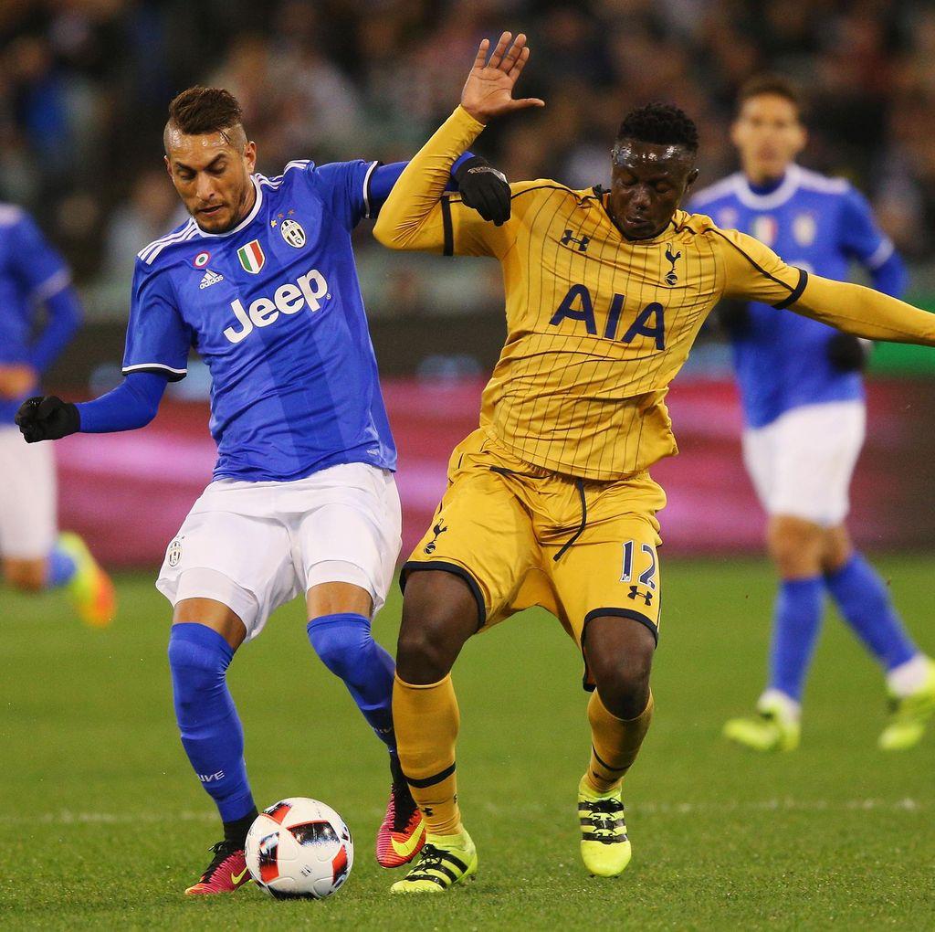 Juventus Kalahkan Tottenham 2-1