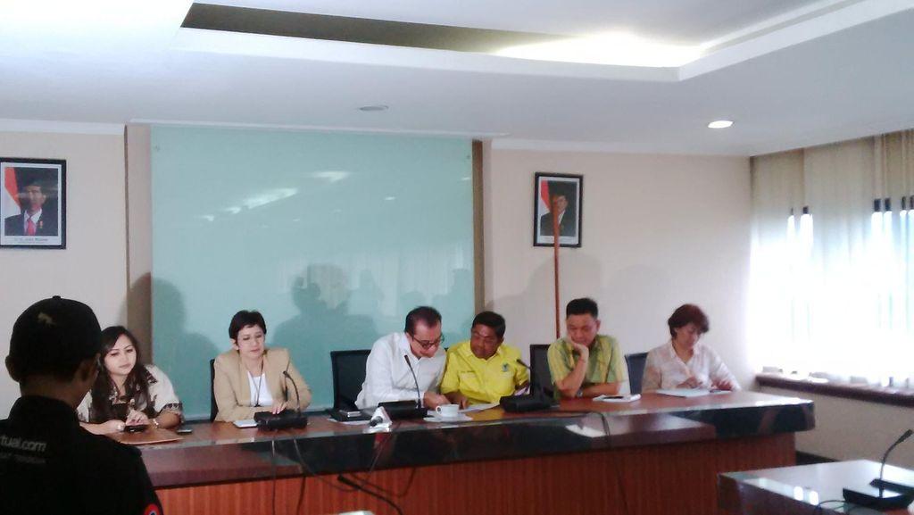 Ini Agenda Rapimnas Golkar, Deklarasi Usung Jokowi Digelar di Istora