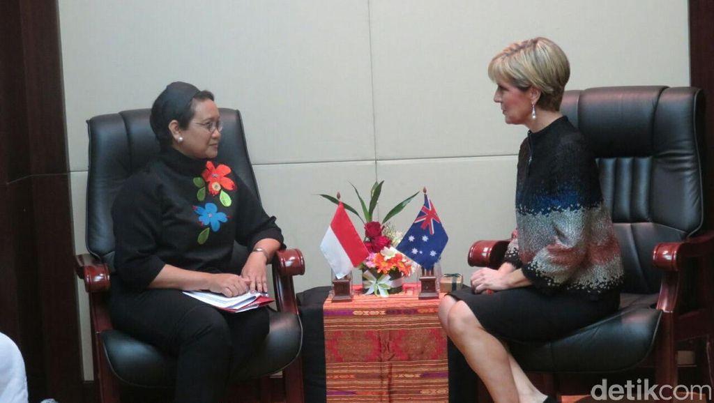 Australia Sampaikan Selamat Atas Hasil AMM ke-49 di Laos