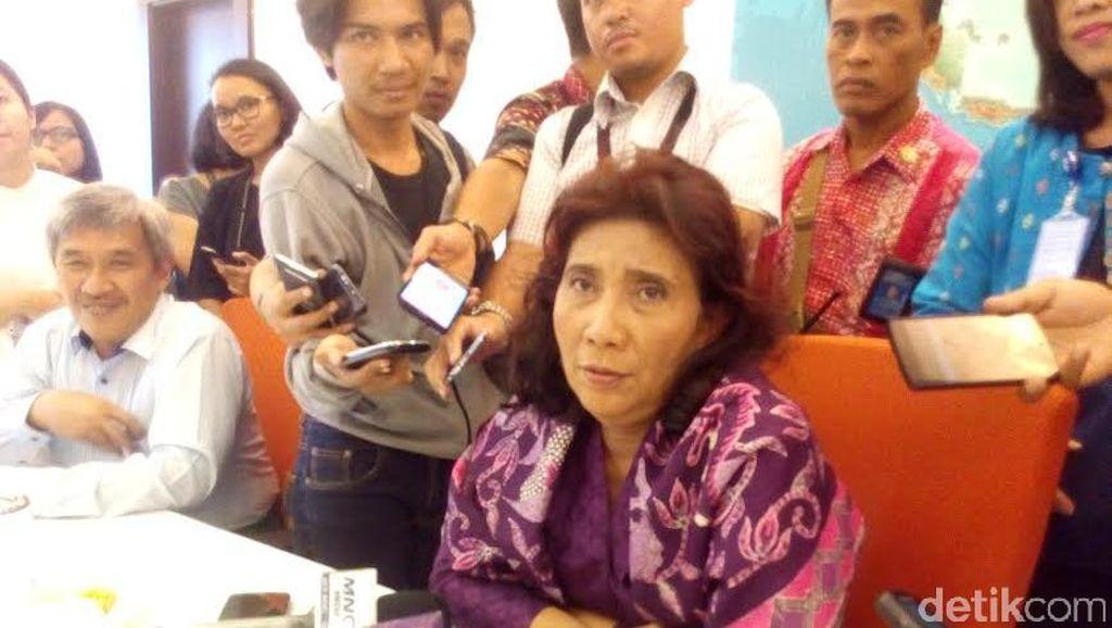Menteri Susi Bicara Reklamasi Teluk Benoa: Isu Dapat Fee Hingga Izin Lokasi