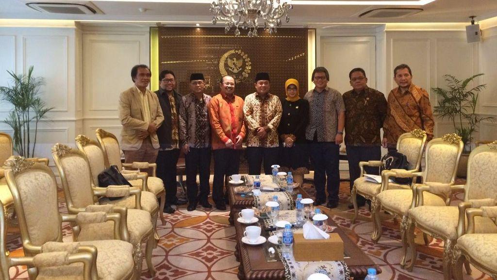 Ketua DPR Dukung Kelembagaan Ombudsman Diperkuat